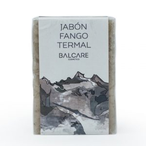 Jabón Natural de Fango Termal